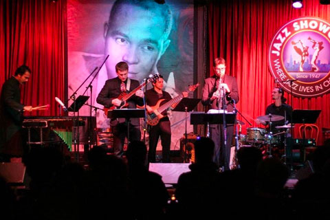 conciertos en Jazz Showcase en Chicago