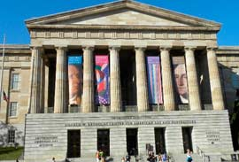 visitar los museos Washington DC