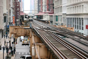 CTA Chicago - transporte