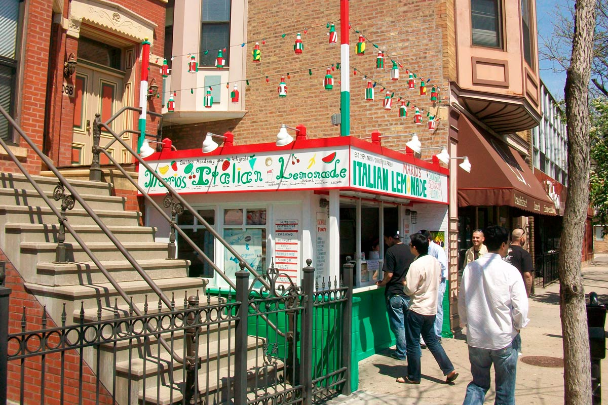 Visitar Little Italy Chicago