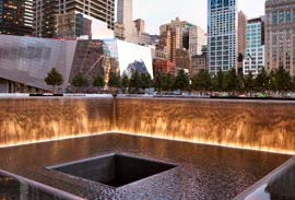 visitar el memorial de World Trade Center